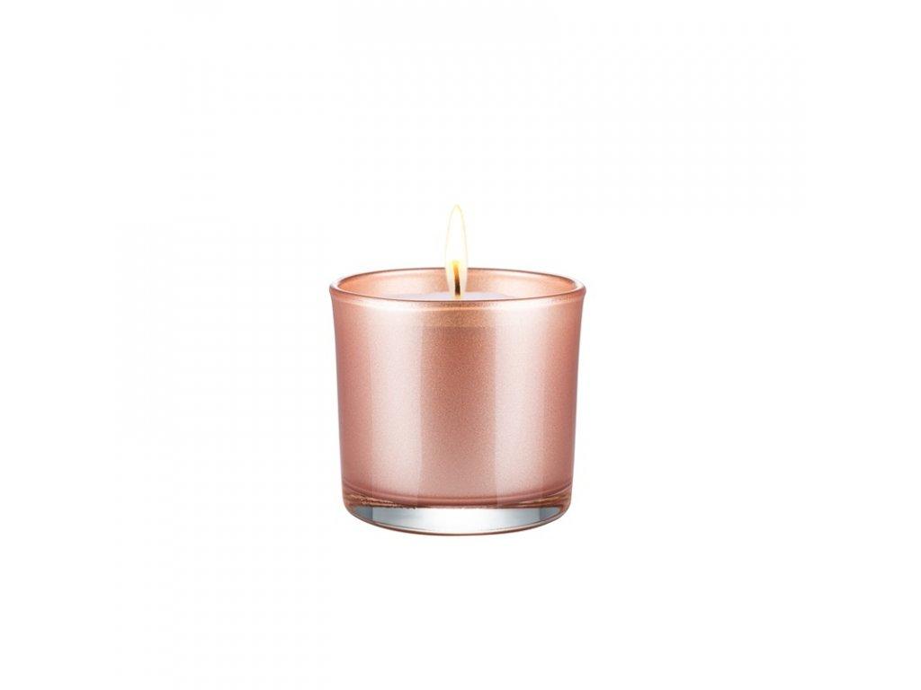 LR Vonná svíčka Rosegold Dreams - Indulging Almond 100 g