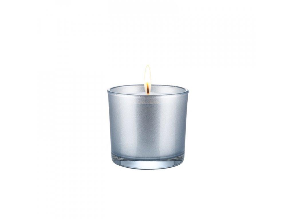 LR Vonná svíčka Silver Glow - Cocooning Vanilla 100 g