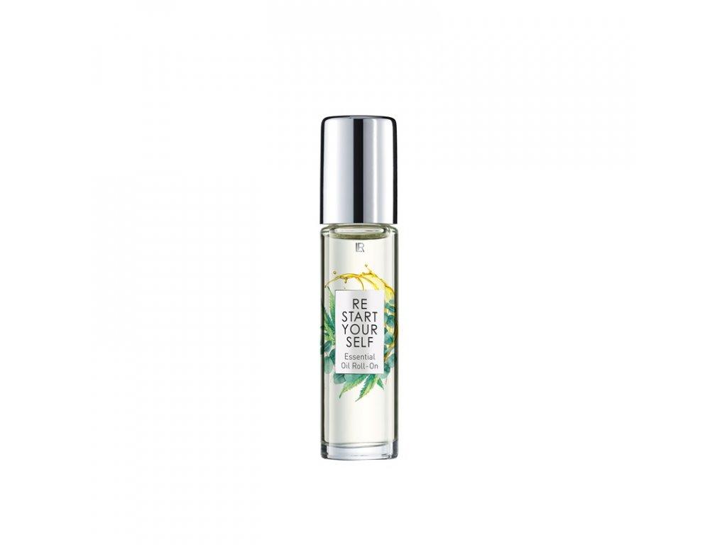 LR RESTART YOURSELF Roll-on s esenciálními oleji 10 ml