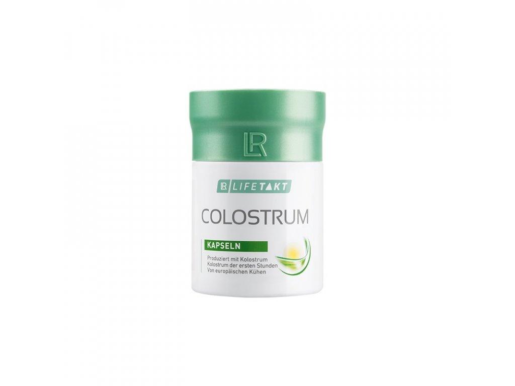LR LIFETAKT Colostrum Kapsle: 60 kapslí / 30,9 g