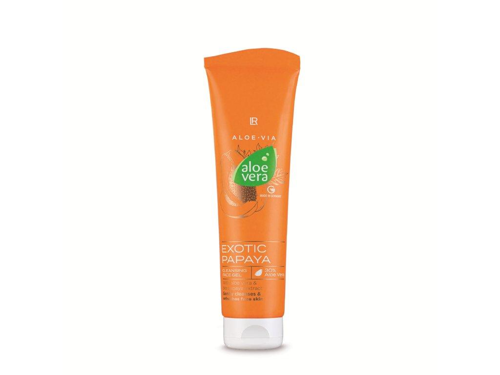 Aloe Vera Exotic Papaya čistící gel