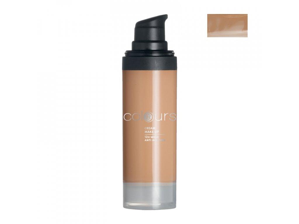 Krémový make-up (Dark Sand) 30 ml
