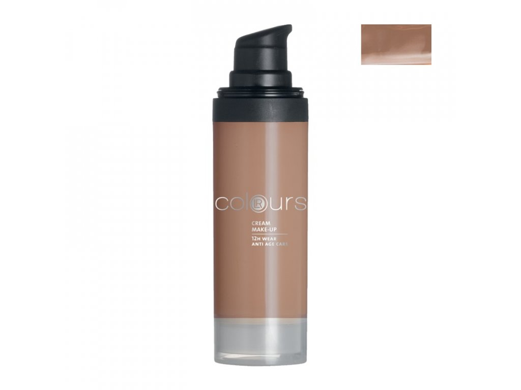 Krémový make-up (Dark Caramel) 30 ml