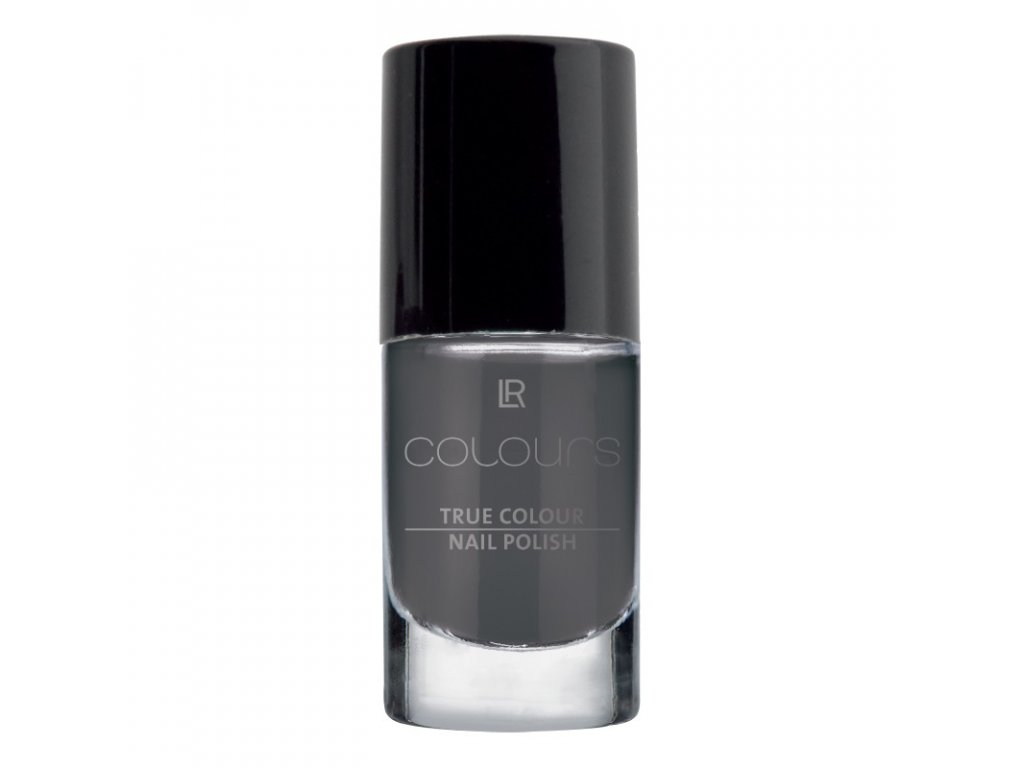 Lak na nehty True Colour (odstín Smoky Grey) 5,5 ml