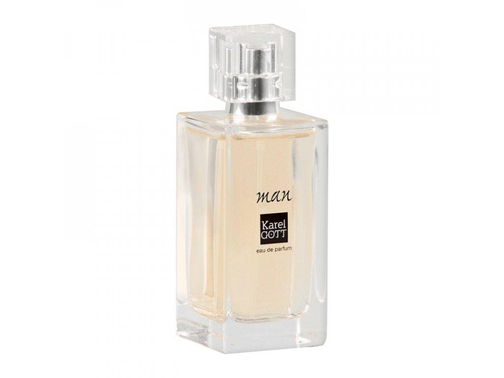 Eau de Parfum Karel Gott MAN 50 ml
