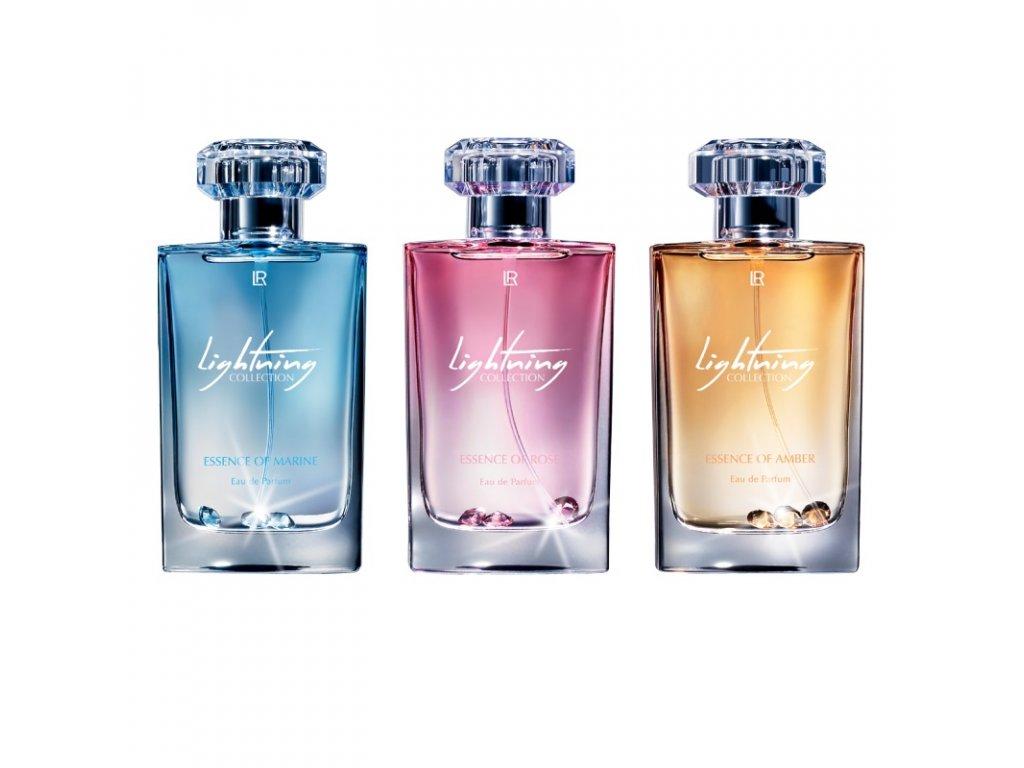 Lightning Valentýnská parfémovaná série