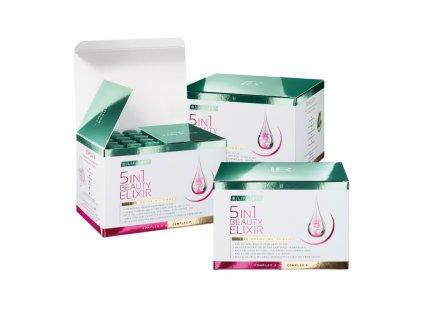 LR LIFETAKT 5in1 Beauty Elixir Série 3 ks 30 x 25 ml