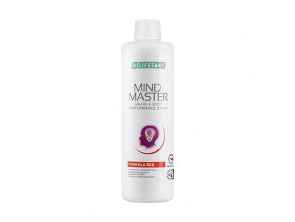 LR LIFETAKT Mind Master Formula Red. 500 ml