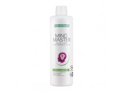 LRLIFETAKT Mind Master Formula Green 500 ml