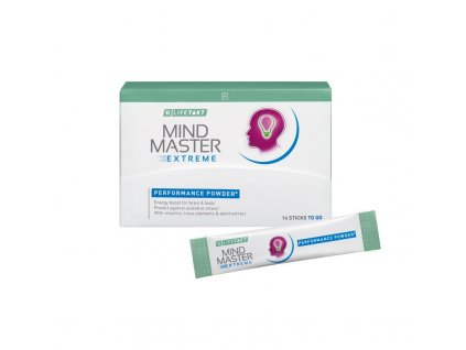 LR LIFETAKT Mind Master Extreme Performance Powder 14 sáčků po 2,5 g
