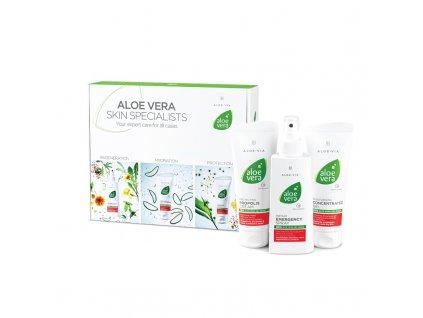 Aloe Vera Box první pomoci