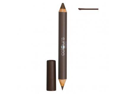 Oboustranná tužka na obočí (Cashmere Brown) 4,9 g & 1,3 g