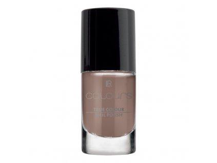 Lak na nehty True Colour (odstín Brown Truffle) 5,5 ml