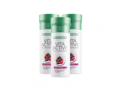 LR LIFETAKT Vita Active Red Série 3 ks 3 x 150 ml