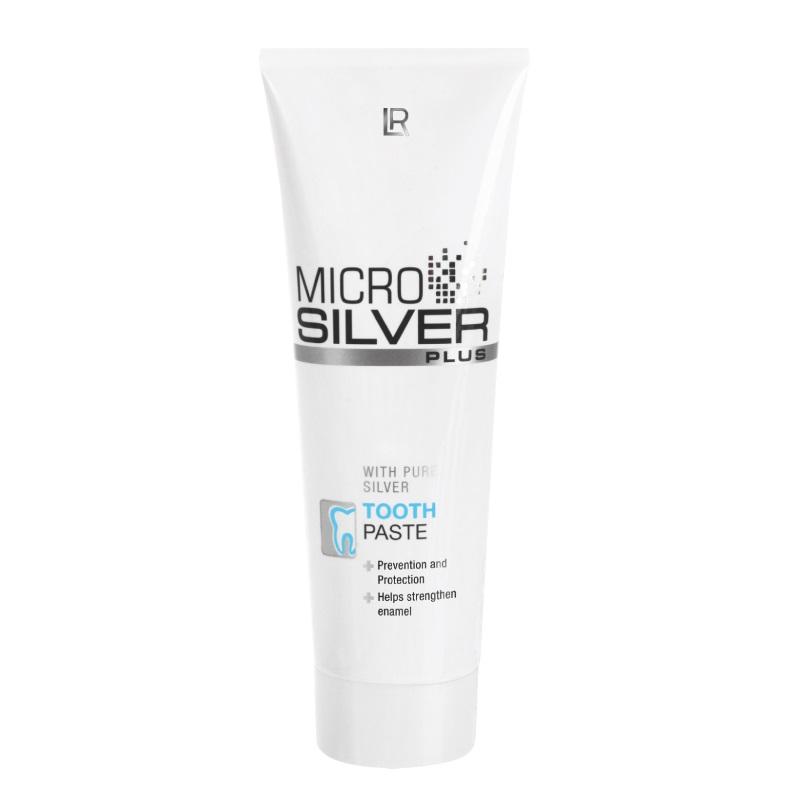 Microsilver Plus Zubní pasta 75 ml