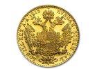 zlatá mince 1 Dukát 1915