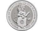 platinová mince 1oz (31,10g)
