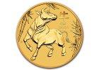 zlaté mince 1/2oz (15,56g)