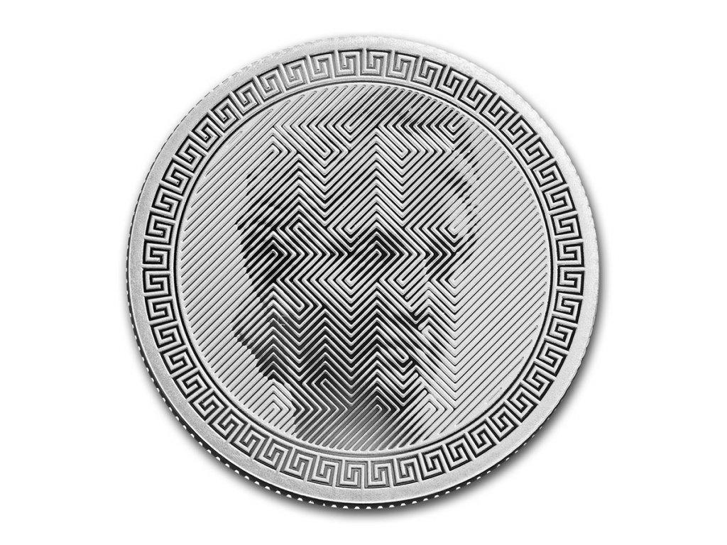 2020 tokelau 1 oz silver 5 icon prooflike 216336 slab
