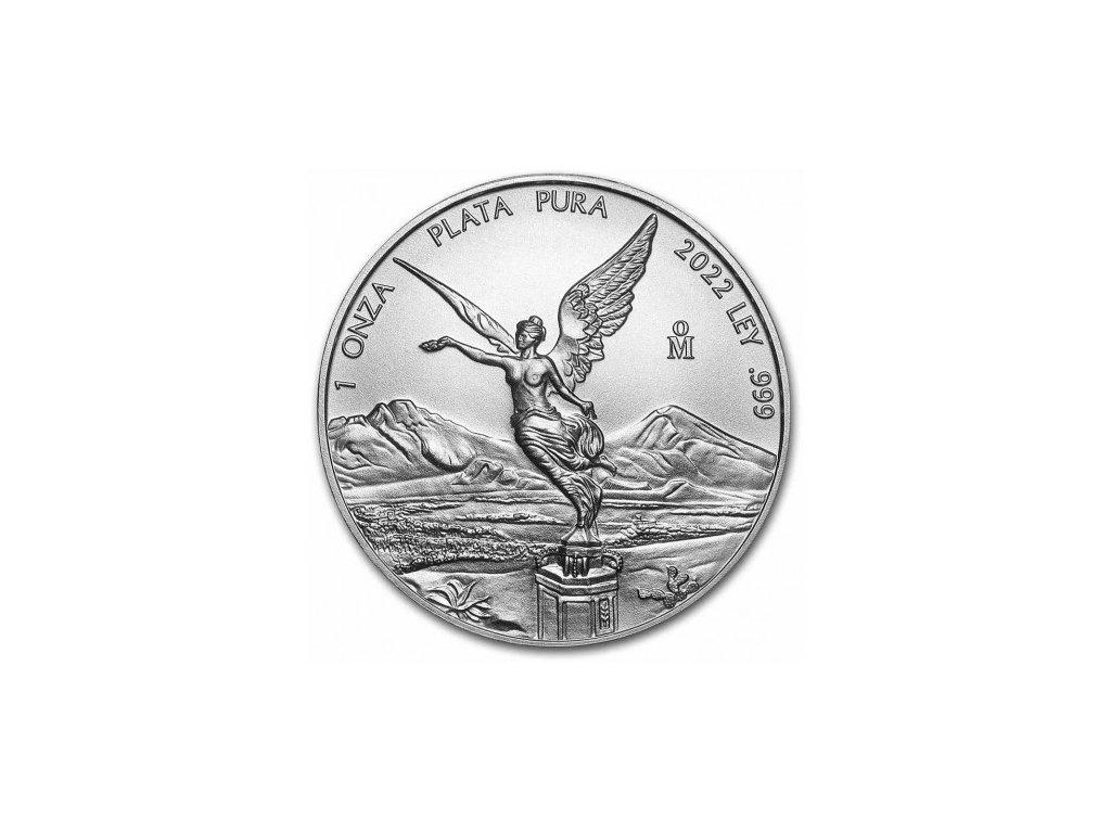 2020 mexico 1 oz silver libertad bu 198449 slab