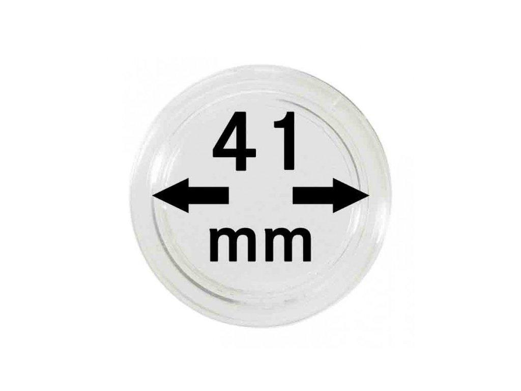Muenzkapsel 41mm