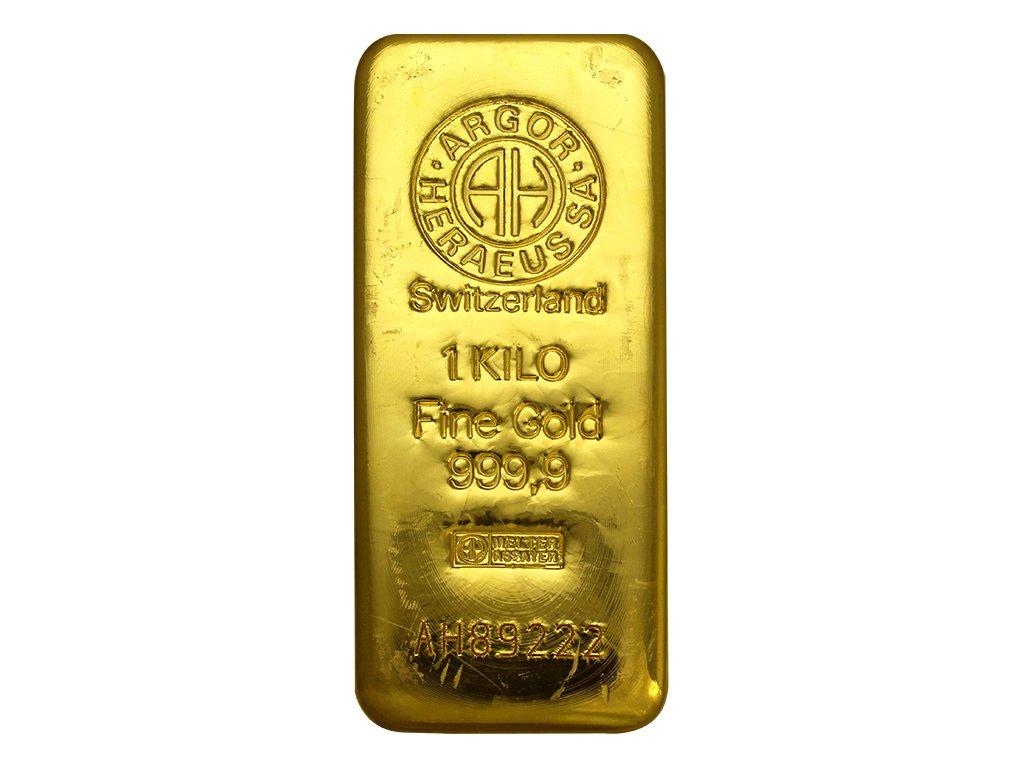 000316 1000g argor heraeus sa svycarsko investicni zlaty slitek 01 det
