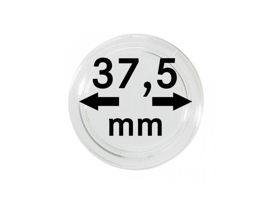 Muenzkapsel 37 5mm