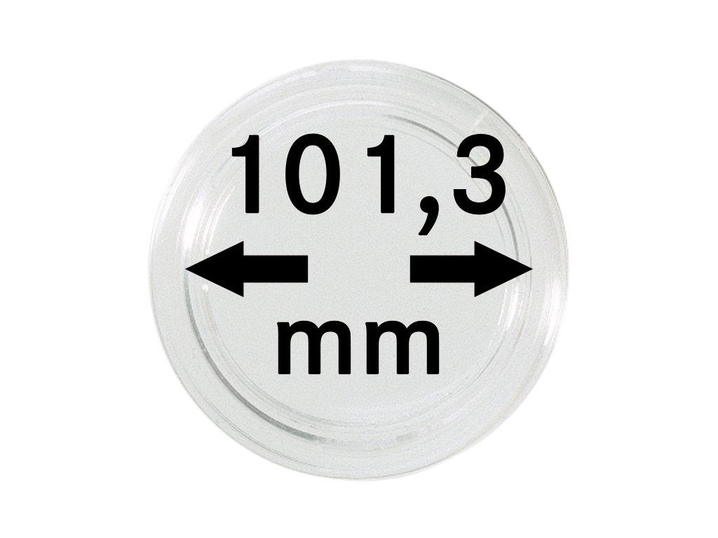 Kapsle na mince o Ø 101,3 mm