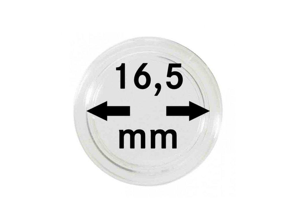 Muenzkapsel 16 5mm