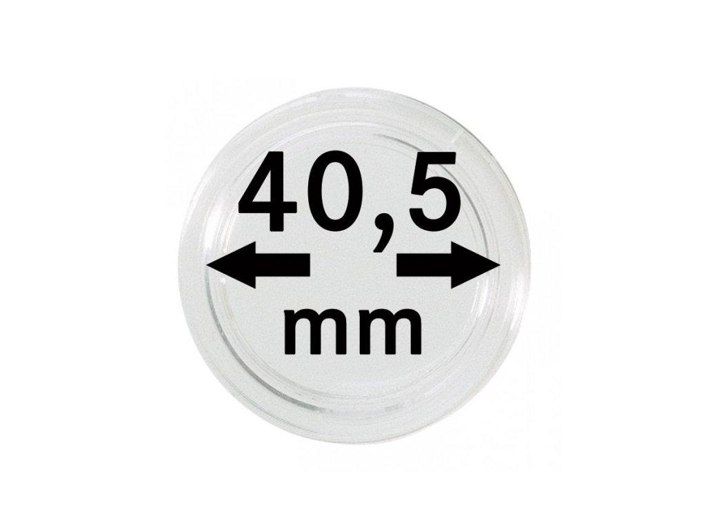 Muenzkapsel 40 5mm