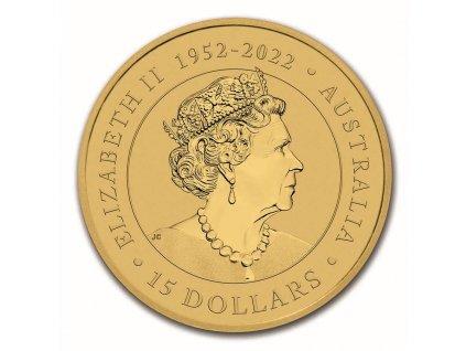2021 australia 1 10 oz gold kangaroo bu 217668 slab