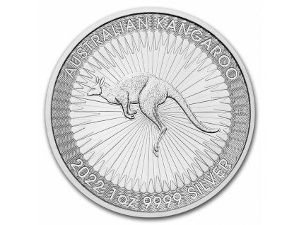 2020 australia 1 oz silver kangaroo bu 198520 slab