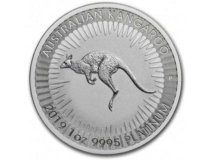 1 oz platinum kangaroo