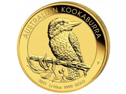 pm 110 oz gold kookaburra 2021 15