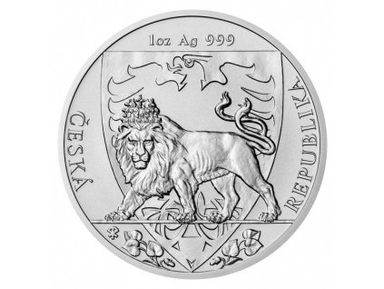 2020 1oz niue silver czech lion bu reverse coin(2)