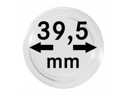 Muenzkapsel 39 5mm