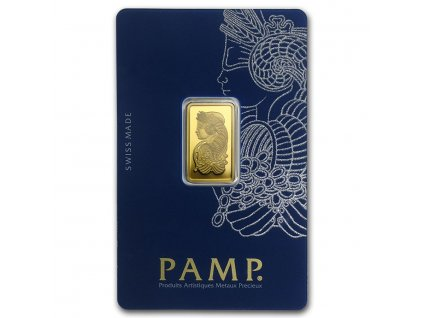 5 gram gold bar pamp suisse lady fortuna veriscan in assay 82247 Slab