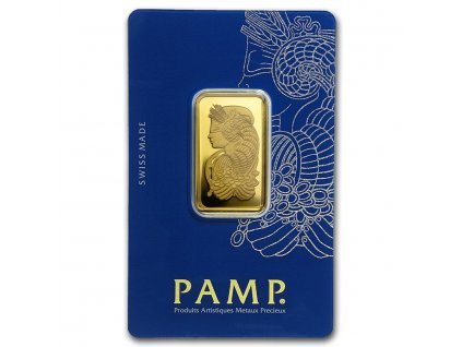 20 gram gold bar pamp suisse fortuna veriscan in assay 49374 Slab