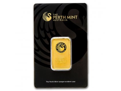 20 gram gold bar the perth mint in assay 57161 Slab