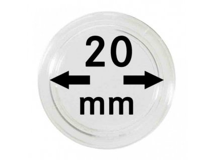 Muenzkapsel 20mm