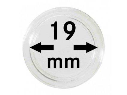 Muenzkapsel 19mm