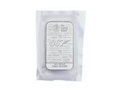 1 unze silber uk james bond 007
