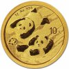 2021 china 1 gram gold panda bu sealed 223710 slab