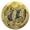 2021 rwanda 1 oz gold lunar year of the ox bu 216995 slab