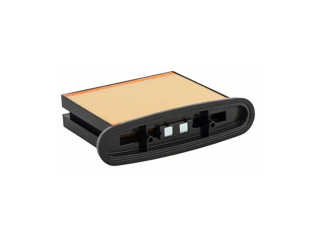 Skládaný filtr pro vysavač Bosch GAS 50 - standardní celulózový
