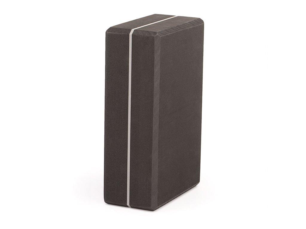 BODHI blok na cvičení ASANA LARGE, 226mm x 140 mm x 76 mm, černá