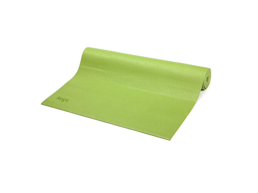 Mat asana zelená