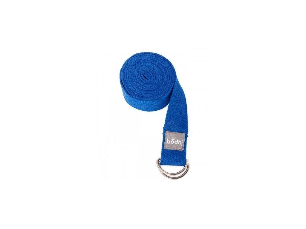 Přitahovací pruhy modrý 2 spony