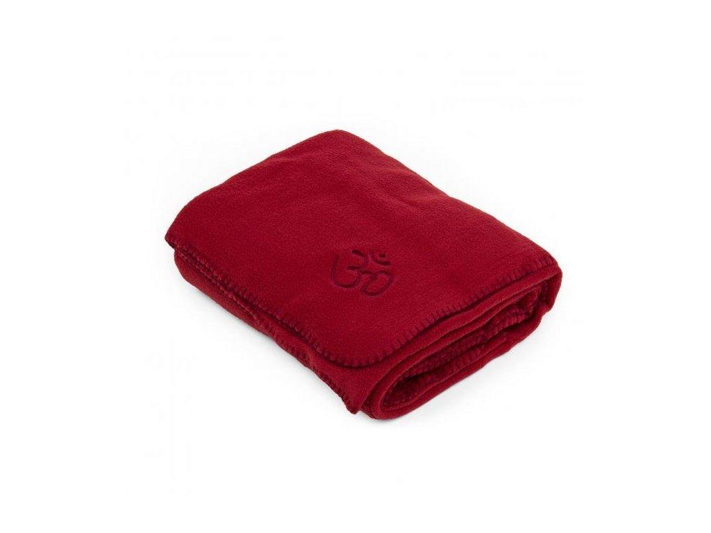 991bo yoga yogadecke asana blanket bordeaux z1