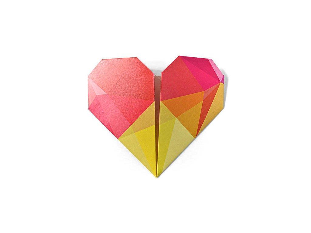origami srden pn zaht sluncem nadace terezy maxov z1